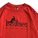 BEDLAM / RIHLAX TEE (RED)