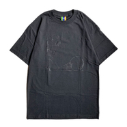 BEDLAM / SNIPE TEE (BLACK)