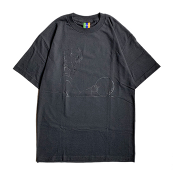BEDLAM / SNIPE TEE (BLACK)