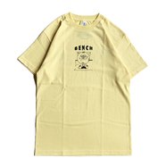 BENCH / URIBO TEE (BANANA)