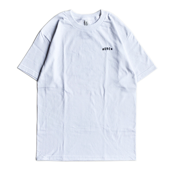 BENCH / URIBO TEE (WHITE)