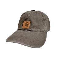 CARHARTT / ODESSA CAP (DARK COFFEE)