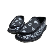 TROOPER AMERICA / BANDANA SLIPPER (BLACK)