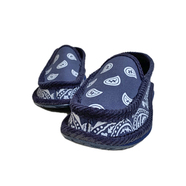 TROOPER AMERICA / BANDANA SLIPPER (NAVY)
