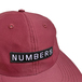 NUMBERS EDITION / MITERED BOX NYLON 6PANEL HAT