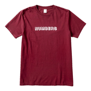 NUMBERS EDITION / 3-D WORDMARK TEE