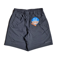 COLUMBIA PFG / NYLON SHORTS (BLACK)