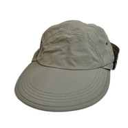 geek / Nylon Sun Hat (OLIVE)