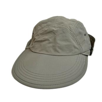 geek / Nylon Sun Hat (OLIVE)