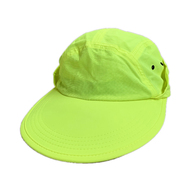 geek / Nylon Sun Hat (YELLOW)