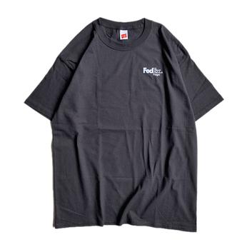 FedEx / LOGO TEE (BLACK)