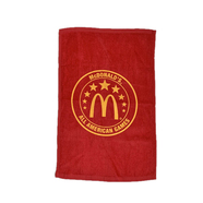 McDonald's / LOGO TAWOL (RED)