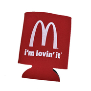 McDonald's / COOZIE (RED)