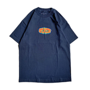 STATE NYC / ROOTS TEE (NAVY)
