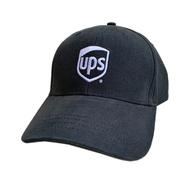 UPS / LOGO CAP (BLACK)