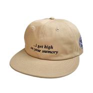 ACAPULCO GOLD / GET HIGH TWILL 6 PANEL CAP (KHAKI)
