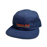 ACAPULCO GOLD / CHIEF CAMP HAT (NAVY)