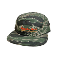 ACAPULCO GOLD / CHIEF CAMP HAT (TIGER CAMO)