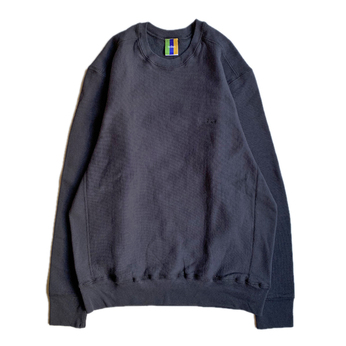 BEDLAM / ASHRAM CREW NECK (BLACK)