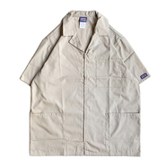 CHEROKEE WORKWEAR / DOCTOR ZIP COAT (KHAKI)