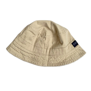 NEW HATTAN / REVERSIBLE BUCKET HAT (KHAKI)