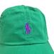 POLO RALPH LAUREN / COTTON CHINO CAP (GREEN)