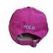 POLO RALPH LAUREN / COTTON CHINO CAP (PURPLE)