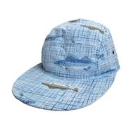 geek / Columbia Custom Long Bill Cap #2