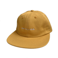 NOTHIN' SPECIAL / FORTUNE 6 PANEL CAP (MUSTARD)