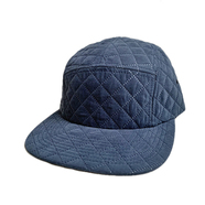 FLEX FIT / QUILTING JET CAP (NAVY)