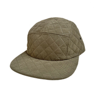 FLEX FIT / QUILTING JET CAP (OLIVE)