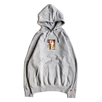 ACAPULCO GOLD / ACE PULLOVER HOODIE (GREY)