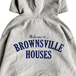 ACAPULCO GOLD / HOUSING SEAL PULLOVER HOODIE (GREY)