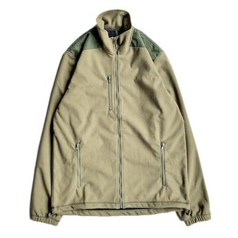 [deadstock] Belgium Military Fleece Jacket