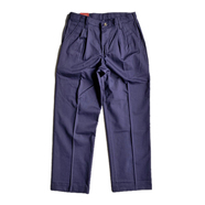 RED KAP / 2 TUCK WORK PANTS (NAVY)