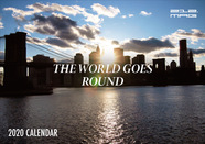 "212.MAG / 2020 Calendar ""THE WORLD GOES ROUND"""