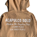 ACAPULCO GOLD / NO EVIL HOODIE