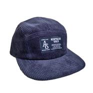 ACAPULCO GOLD / AG CORDUROY CAMP CAP (NAVY)