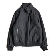 Calvin Klein / WOOL BOMBER JKT (BLACK)