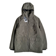 DKNY / 4POCKET BUBBLE JACKET (OLIVE)