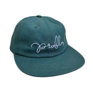 NOTHIN' SPECIAL / PROBLEM 6 PANEL CAP (HUNTER GREEN)
