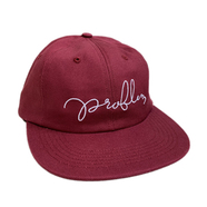 NOTHIN' SPECIAL / PROBLEM 6 PANEL CAP (RUBY)