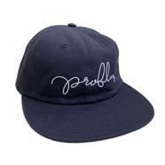 NOTHIN' SPECIAL / PROBLEM 6 PANEL CAP (NAVY)