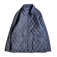 POLO RALPH LAUREN / QUILTING JACKET (NAVY)