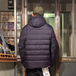 POLO RALPH LAUREN / HOODED DOWN JACKET (OLIVE)