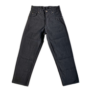 PRISON BLUES / 5POCKET DENIM (RINSED BLACK)