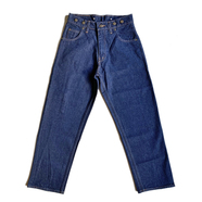 PRISON BLUES / 7POCKET DENIM (RINSED BLUE)
