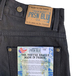 PRISON BLUES / 7POCKET DENIM (RINSED BLACK)