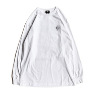 WACK WACK × ALWAYTH / WA2 WATHER PROOF LS TEE (WHITE)