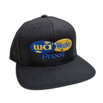 WACK WACK × ALWAYTH / WA2 WATHER PROOF CAP (BLACK)